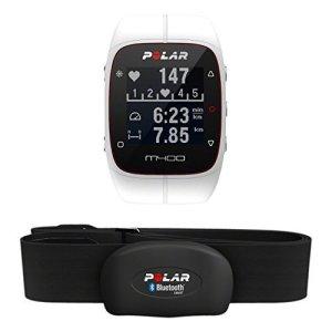 Reloj de entrenamiento con GPS integrado y registro de actividad