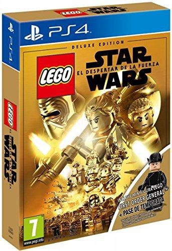 Videojuego LEGO Star Wars New Deluxe Edition