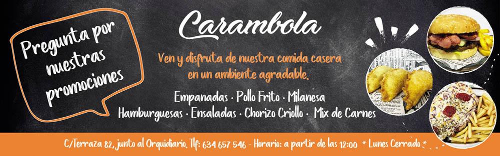 Bar CARAMBOLA