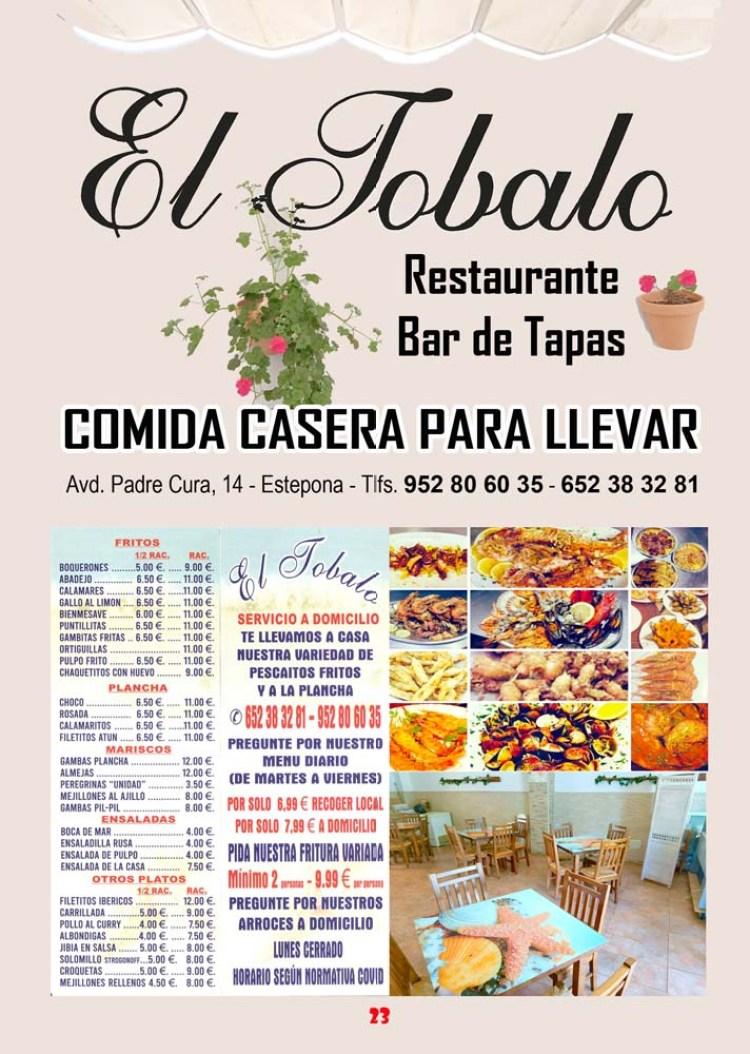Bar EL TOBALO