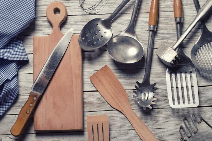 quels ustensiles de cuisine choisir pour eviter le plastique