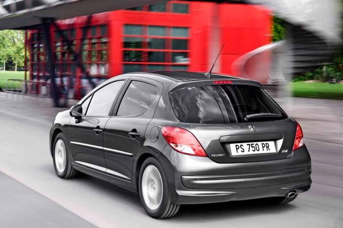Fiche Technique Peugeot 207 1 4 Hdi 2010