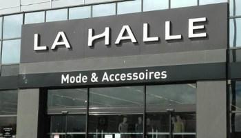 031578f74dc La Halle centrée sur sa transformation omni-canal et de vision unique du  client
