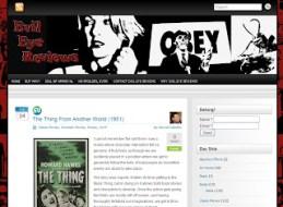 DEAD LAMB #834 – Evil Eye Reviews