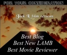 2011 LAMMY FYC Posters – Jack L. Film Reviews and A Person in the Dark
