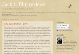 LAMB #838 – Jack L. film reviews