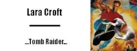 The LAMB Action Hero (Final Round): Lara Croft Vs. Tony Stark.