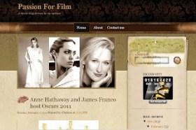 Brutally Blunt Blog Blusterings #54: Passion for Film