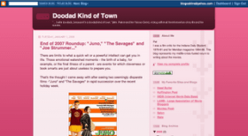 LAMB #24 – Doodad Kind of Town