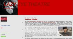 LAMB #26 – Lazy Eye Theatre