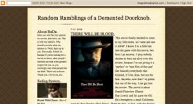 LAMB #17 – Random Ramblings of a Demented Doorknob