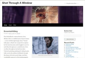 LAMB #888 – Shot Through A Window