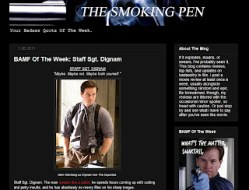 LAMB #811 – The Smoking Pen