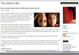 LAMB #1163 – The Velvet Café