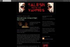 LAMB #114 – Taliesin Meets the Vampires