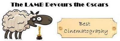 Lamb Devours The Oscars Cinematography