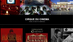 LAMB #1560 – Cirque Du Cinema