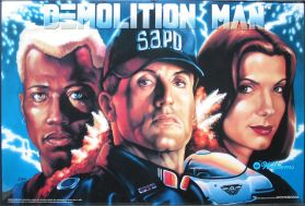 MOTM/LAMBCAST #184: DEMOLITION MAN