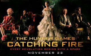 Hunger Games 2 Catching Fire Film