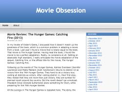 LAMB #1707 – Movie Obsession