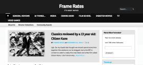 LAMB #1719 – Frame Rates