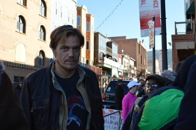 Michael Shannon Sundance 2014