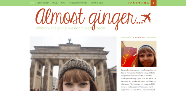 #1746 Almost Ginger