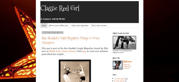 #1805 Classic Reel Girl