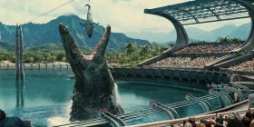 LAMB TRACKS #4 JURASSIC WORLD COMMENTARY