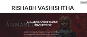 LAMB #1953 – Rishabh Vashishtha Reviews