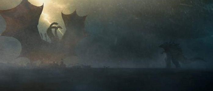 LAMBCAST #482 GODZILLA: KING OF THE MONSTERS