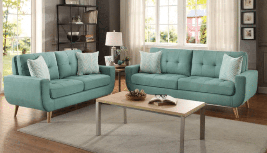 Lovers Haven Series Sofa Set (3,2,1,1)