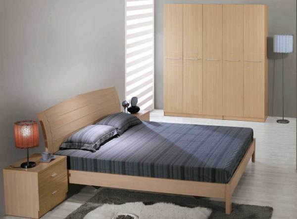 Adorable Series 011 – King Size Bed Set With 2 Night Stands