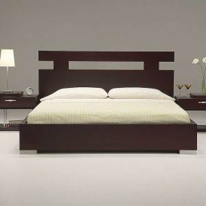 Adorable Series 022 – 6ft by 6ft King Size Bedframe With 2 Night Stands