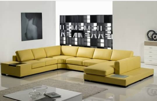 Caprice 9 Seater Sectional Set