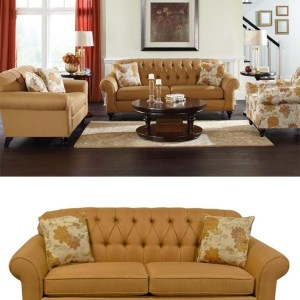 Bally's Series Sofa Set (3,2,1,1)