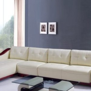 Ambode Series 6 Seater Premium Leather Sectional sofa