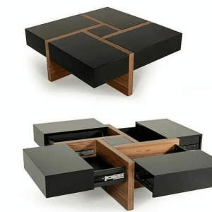 Acumen Series Multi Storage Coffee Table