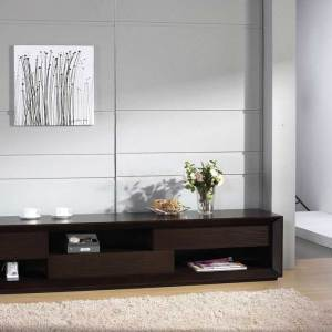 TV Entertainment Unit 8 (180cm by 40cm by H 43cm)