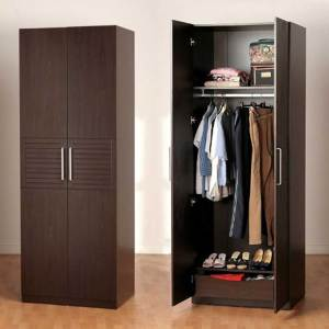 Wardrobe Series 018 – 2 Door 100cm by 62cm by H 220cm220cm220cm220cm