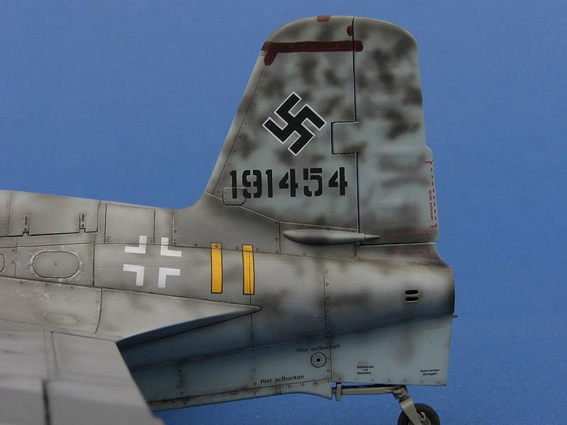 Meng 1 32 Me 163b Komet Quot Yellow 11 Quot Large Scale Planes