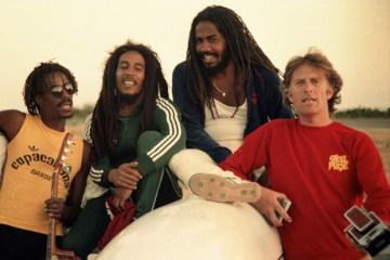 Chris Blackwell, Bob Marley, Jacob Miller