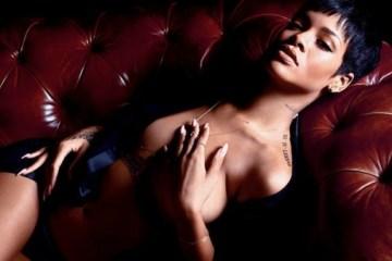 Rihanna GQ outtake