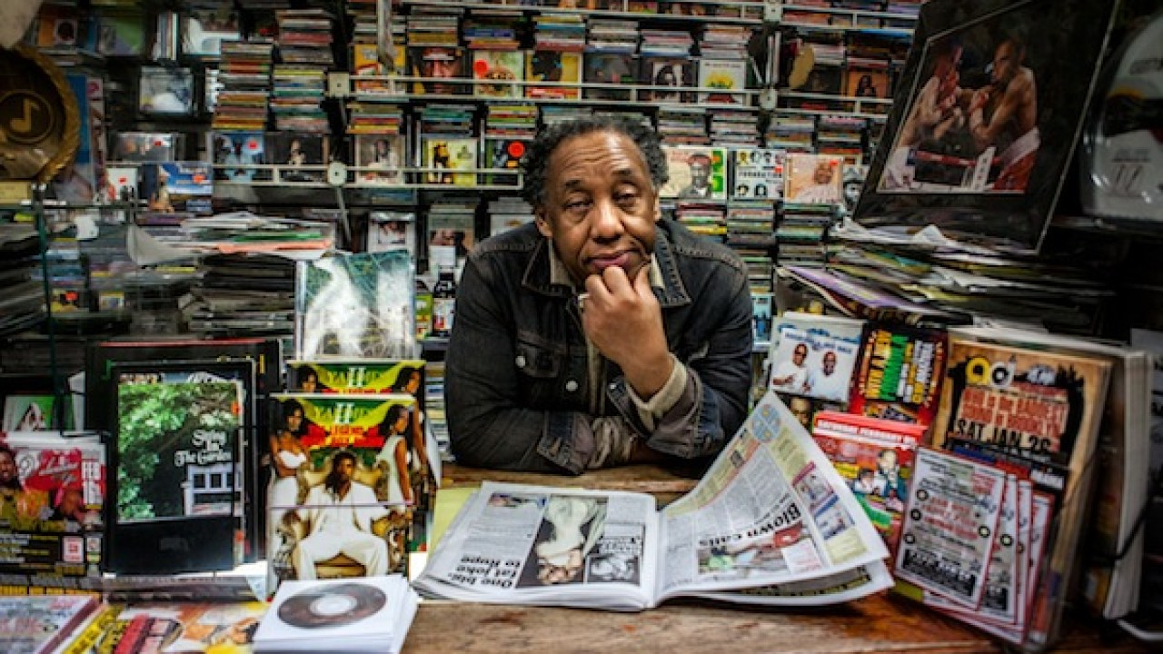 Photo Series: New York's Dancehall Record Spots - LargeUp