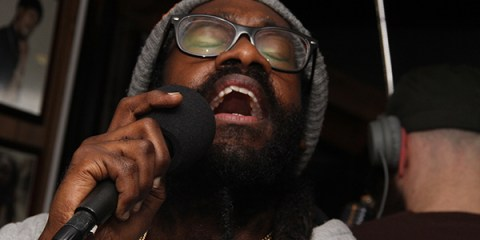 Tarrus Riley at Miss Lily's Variety