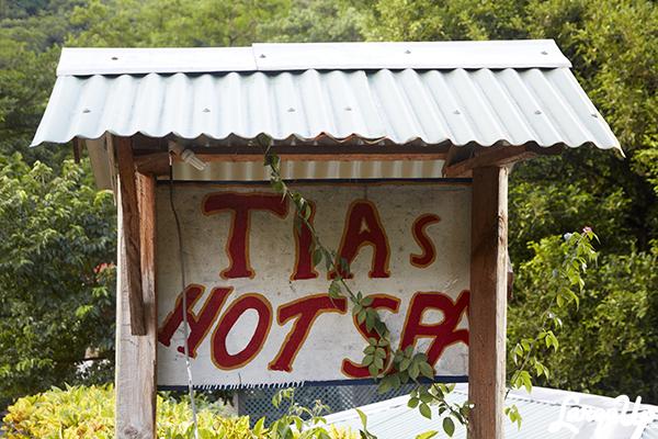 Tia's Hot Spa, Dominica