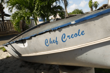 Chef Creole Fresh off the Boat