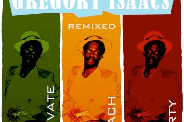 Gregory Isaacs Private Beach Party