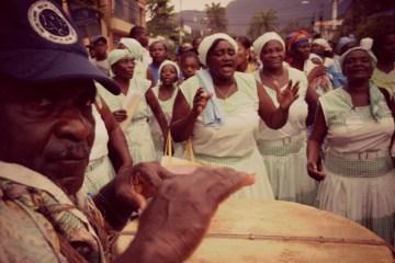 Garifuna Drumming