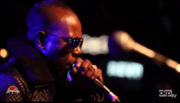 Bunji Garlin live with The Roots LargeUp